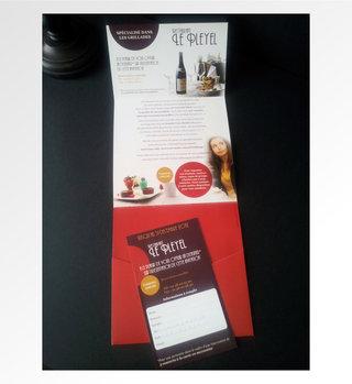 Plaquette Mailing