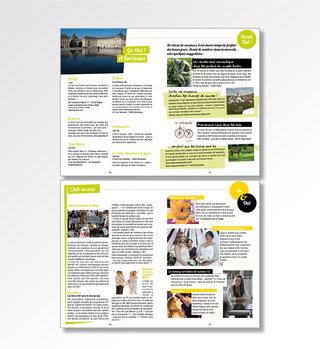 Edition • Magazine événementiel