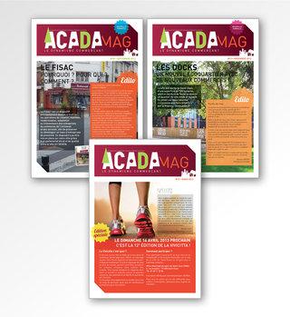AcadaMag - Journal de commerçants