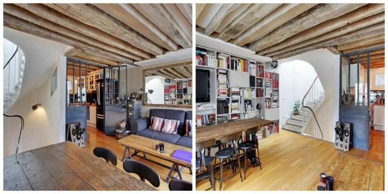 Amnagement pice de vie top plan de novembre with plan amenagement garage gallery of plan - Transformer son garage en piece habitable ...