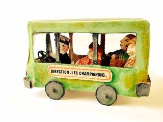Le bus des champignons