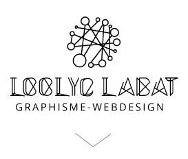 Loolye Labat Graphiste webdesigner Portfolio :