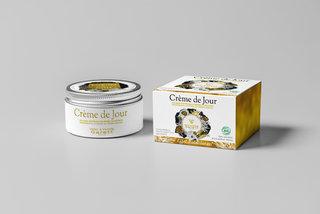 Création graphisme packaging Cosmétique Victor & Victoria Garett
