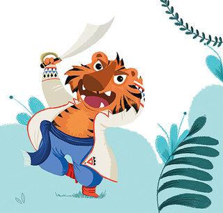 La Danse du Tigre