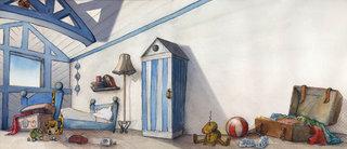 Petit Jean's Bedroom
