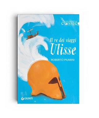 Ulysse - book cover Giunti editore