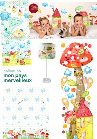 collection Mon Pays Merveilleux for Les Contemplatives