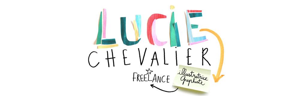 LUCIE CHEVALIER // Graphiste Illustratrice Freelance Portfolio