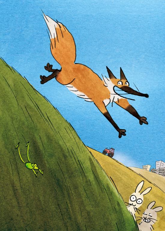 Illustration personnelle, 2012.