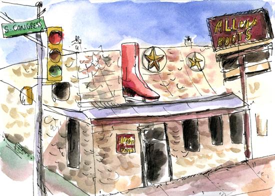 Allan Boots