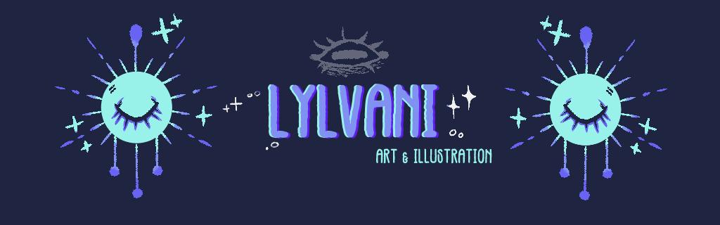 Lylvani | Ultra-book Portfolio