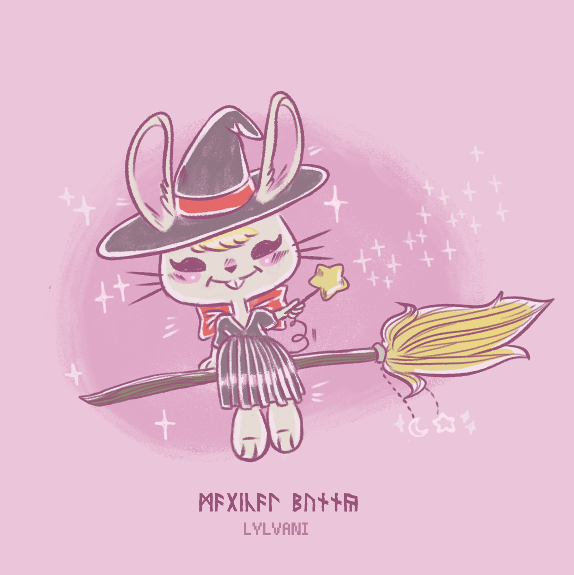 Day13: Magical Bunny