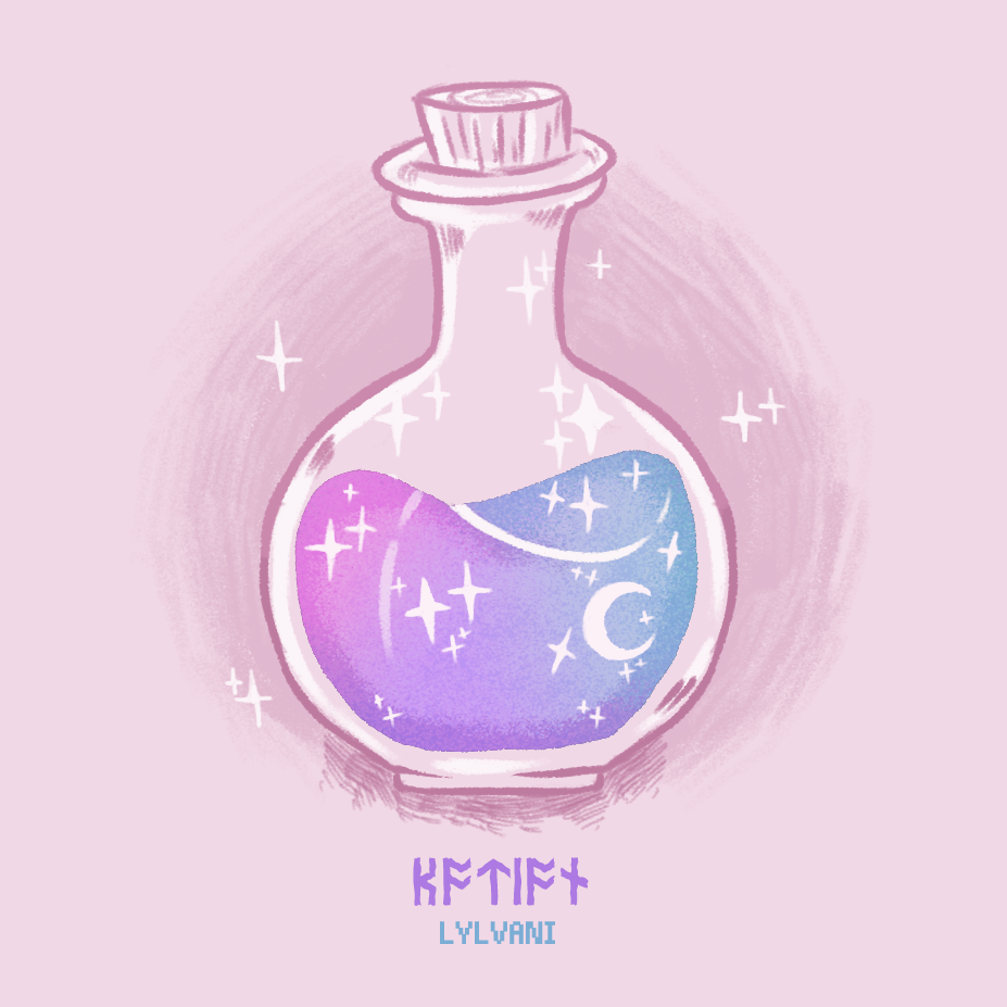 Day 15: Potion