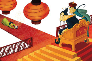 Aladdin et les 40 voleurs Flammarion