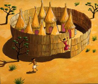 """""""La petite fille qui voulait voir le désert"""""""