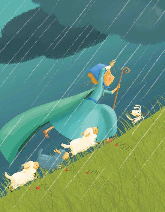 Il pleut, il pleut bergère