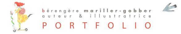 Ultra-book de mademoiselleberen Portfolio :illustrations - projets d'édition