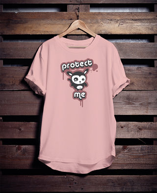"Logo ""Protect me"" pour Antistatik"