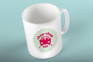 Logo Chop-chop Car sur mug