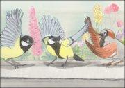 Fable L'oiseau qui voulait changer le monde