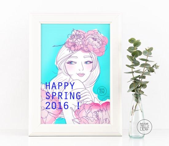 Happy Spring 2016
