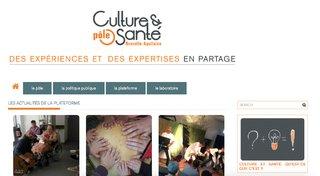 culture-sante-aquitaine.com