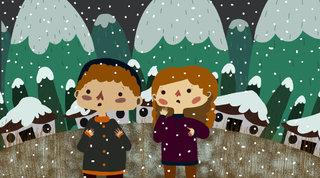 Quand vint L'hivers
