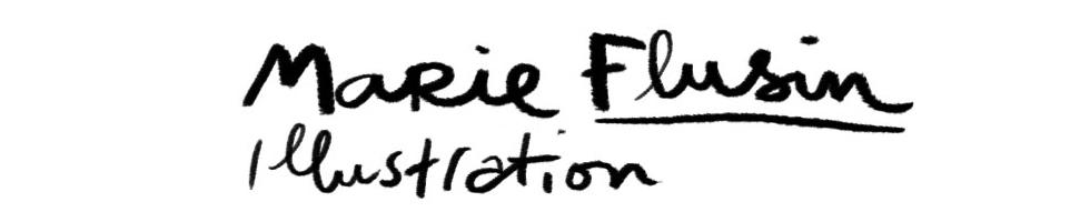 Le book de Marie Flusin