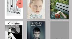 Magazines Curiosity Kills Ze Cat - Marie Mohrt
