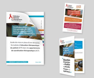 Création Guide, brochure et flyer