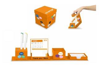 Smart Cube Orange