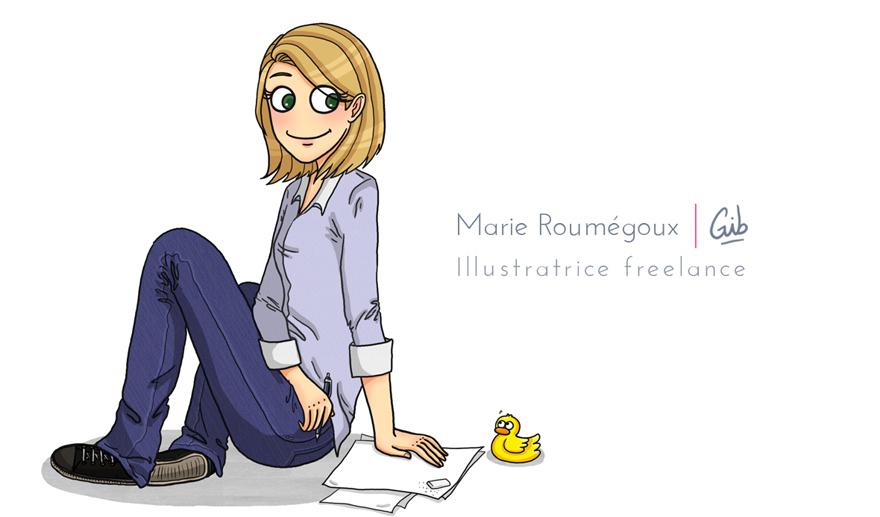 Portfolio de Marie | Gib : Ultra-book