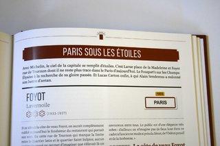 TROIS ETOILES AU GUIDE MICHELIN