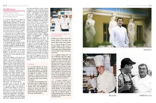 Pages Dictionnaires des cuisiniers