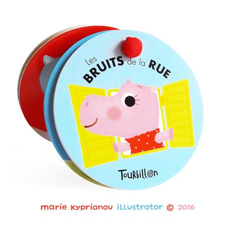 Tourbillon / Les bruits de la rue / The street noise