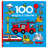 100 engins à colorier / 100 coloring vehicles