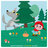 Le petit chaperon rouge / The red riding hood / puppet book