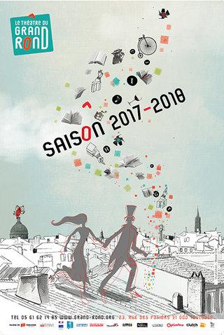 Théâtre du grand Rond 2017-2018