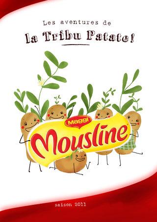 Mousline couv catalogue produits 2011