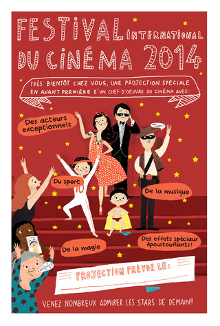 Astrapi affiche Cinema 2014