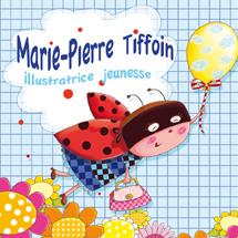 Marie-Pierre Tiffoin :  Portfolio : Livres/Albums