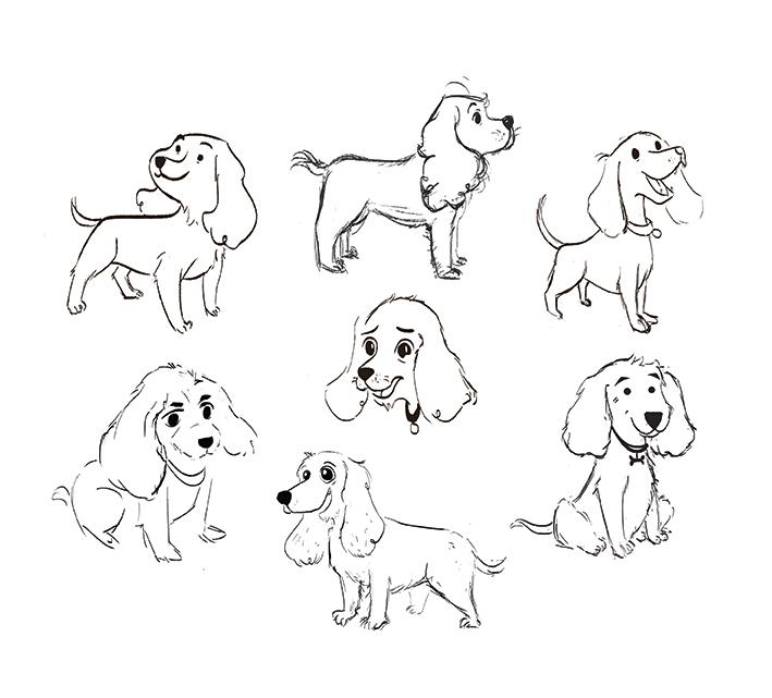 chien design