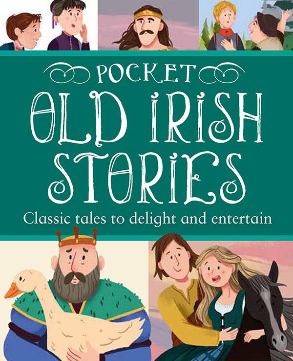 Old Irish Stories, Gill Books, 2019