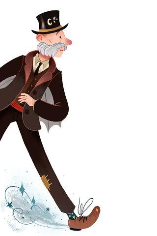 Ignatius Le magicien