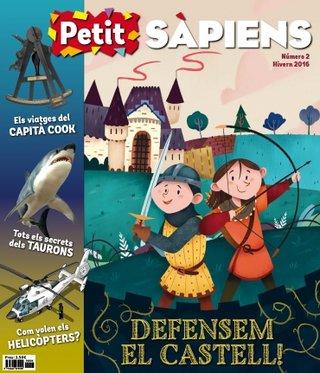 Magazin Petit Sàpiens, 2016