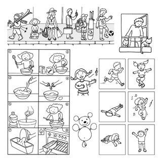 Images et langage en maternelle PS MS GS