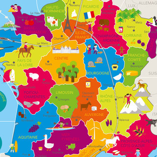 puzzle France SNCF