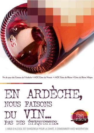 Vins d'Ardèche