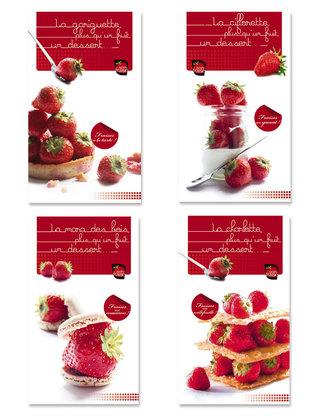 Campagne de promotion de la fraise