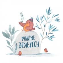 Marine Benezech | Ultra-book : Ultra-book